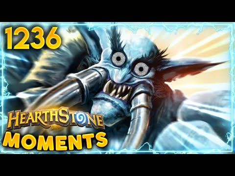 BREAKING THE GAME With Da UNDATAKAH!! | Hearthstone Daily Moments Ep.1236