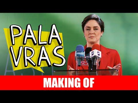 Making Of – Palavras