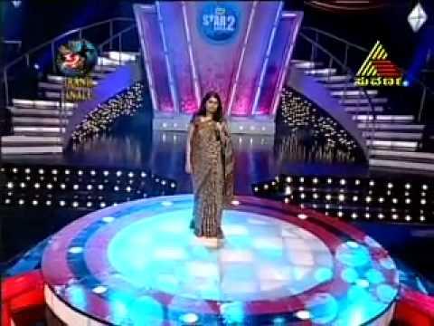 Samanvitha Star singer Gurukiran round