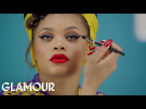 Andra Day's Mirror Monologue, Brought to You by COVERGIRL: