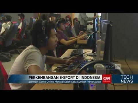 Perkembangan E-Sport di Indonesia - TechNews