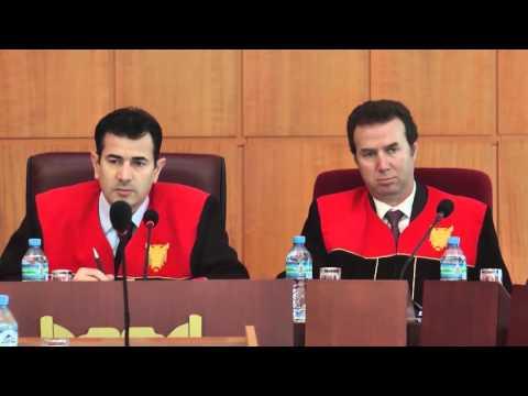 Report TV - Gjykata Kushtetuese, rrëzon kërkesën e Gjykatës së Lartë për prostitucionin