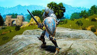 Black Desert Online PC Gameplay Ultra Settings (High End Mode)