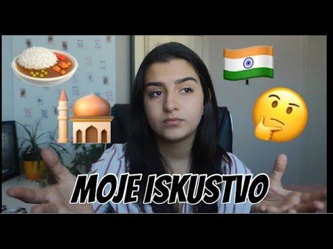 INDIJA - MOJE ISKUSTVO