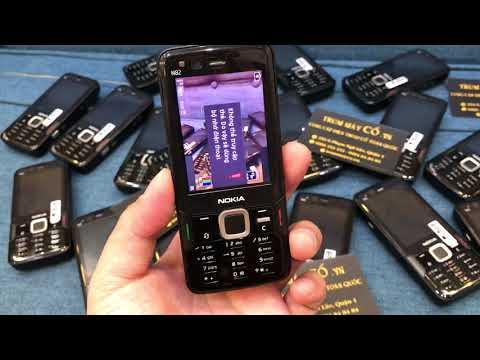 Nokia N82 Zin chính hãng Màu Đen - trummayco.vn