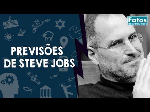 6 previsões para o futuro que Steve Jobs fez  (e acertou em cheio)