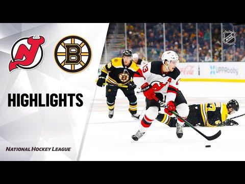 09/25/19 Condensed Game: Devils @ Bruins