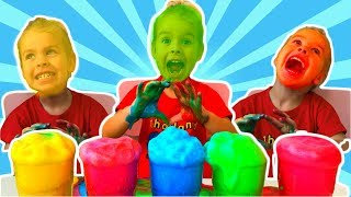 Finger Family Colors Song I Learn Colors with Color foam Nursery Rhymes for Kids and Toddlers