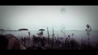 Test Footage- Dji Ronin, Doberman And Elkhound At Lake Huron
