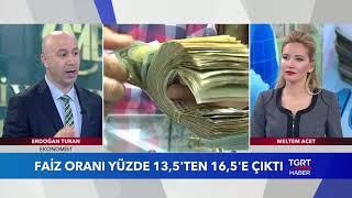 Ekonominin Dili | Merkez Bankası Faiz Oranı 300 Baz Arttırdı  | 24 Mayıs 2018
