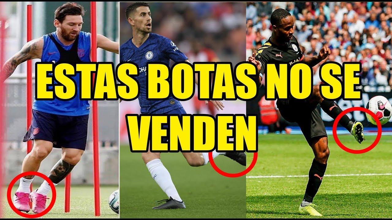 Las botas más usadas por los centrocampistas Fútbol Emotion