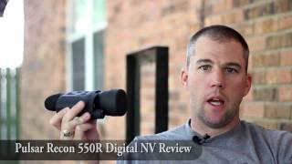 Pulsar Recon 550R Digital Night Vision Review
