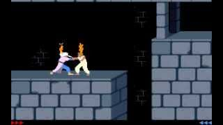 Prince of Persia 1 - Original (Jordan Mechner,1990) - Level 02