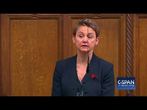Point of Order raised in British House of Commons regarding President Trump's tweets (C-SPAN)