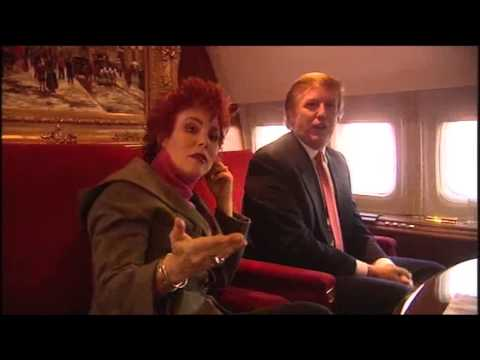Donald Trump tells Ruby Wax of his distaste for Selina Scott and his love of the Hebrides