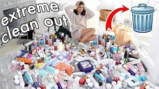 i-am-a-skincare-hoarder-extreme-bathroom-clean-out