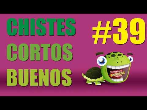 RECOPILACIÓN CHISTES CORTOS BUENOS #39