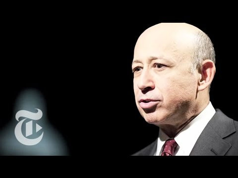 The Golden Ticket at Goldman Sachs | The New York Times