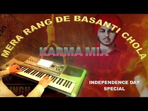 rang de basanti chola-Independence day special