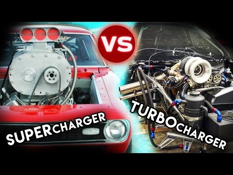 TURBO vs SUPERcharger ! ULTIMATE Compilation ! WHINE vs WHISTLE ! 2017