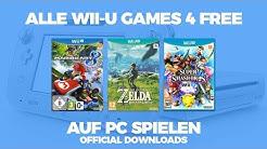 Nintendo Wii-U: Alle Games kostenlos runterladen und spielen (DE/HD)