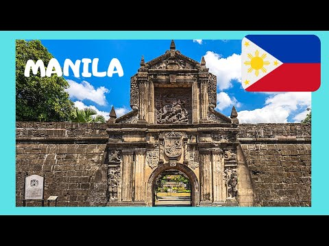 MANILA, historic FORT SANTIAGO, Intramuros (Philippines)