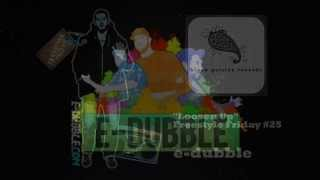 E-Dubble-Loosen up-Lyrics on Screen