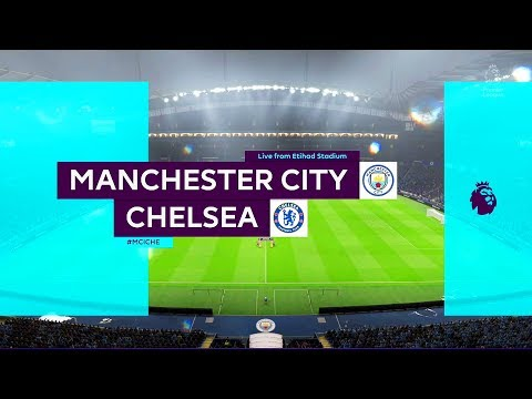 Manchester City vs Chelsea | English Premier League 19/20 | FIFA 20 Game Play