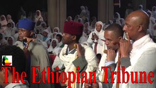 July 13 2013 London, Going to an Ethiopian Orthodox Church! Freedom to worship!