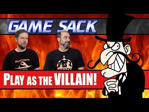 Play as the Villain! - Game Sack