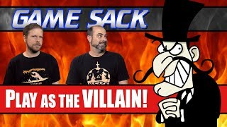 Play as the Villain! - Game Sack