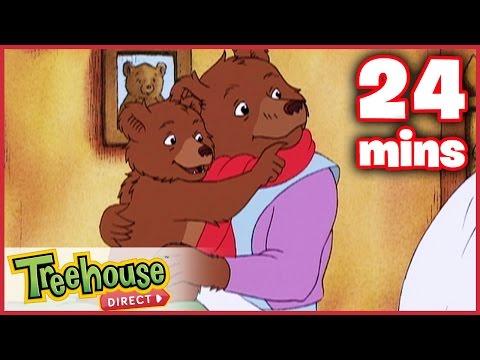 Little Bear - Little Bear the Magician / Doctor Little Bear / Bigger Little Bear - Ep. 14