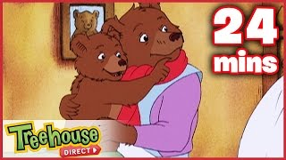 Little Bear - Little Bear the Magician / Doctor Little Bear / Bigger Little Bear - Ep. 14