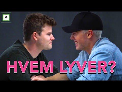 Nicolay Ramm og Herman Flesvig: Den beste løgneren