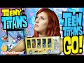 TEEN TITANS GO! Lets Play Teeny Titans The Brand New Teen Titans App, Tiny Titans Epic Toy Channel