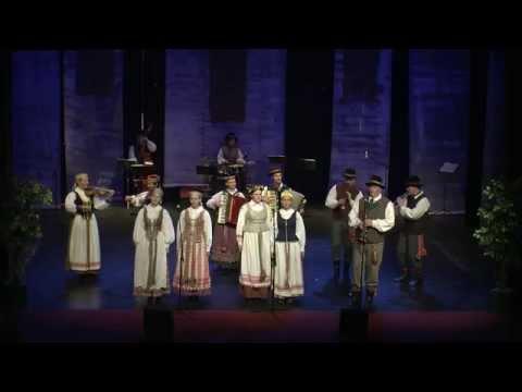 SAULE folk music ensemble Lithuania