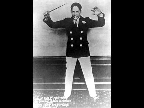 Jelly Roll Morton & His Red Hot Peppers - Hyena Stomp