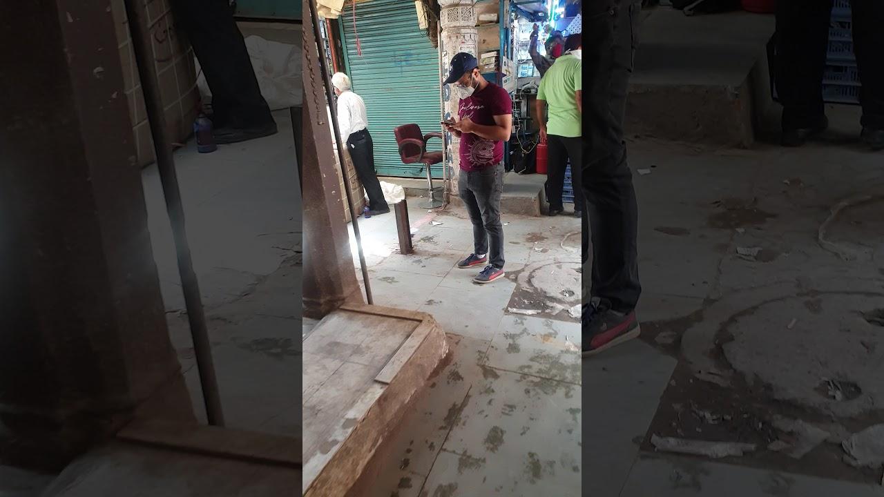 Lajpat Rai Market little clip
