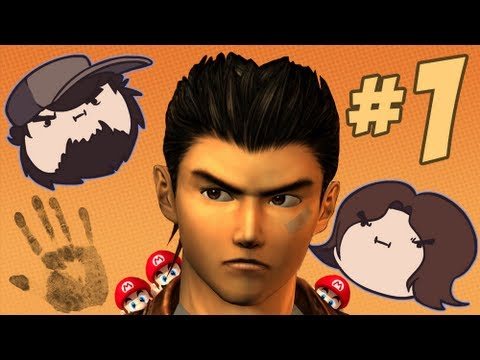 Shenmue: FATHER! - PART 1 - Game Grumps  
