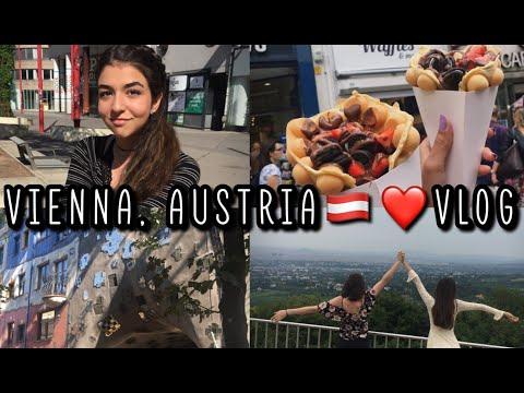 TRAVEL VLOG- Austria 🇦🇹❤️
