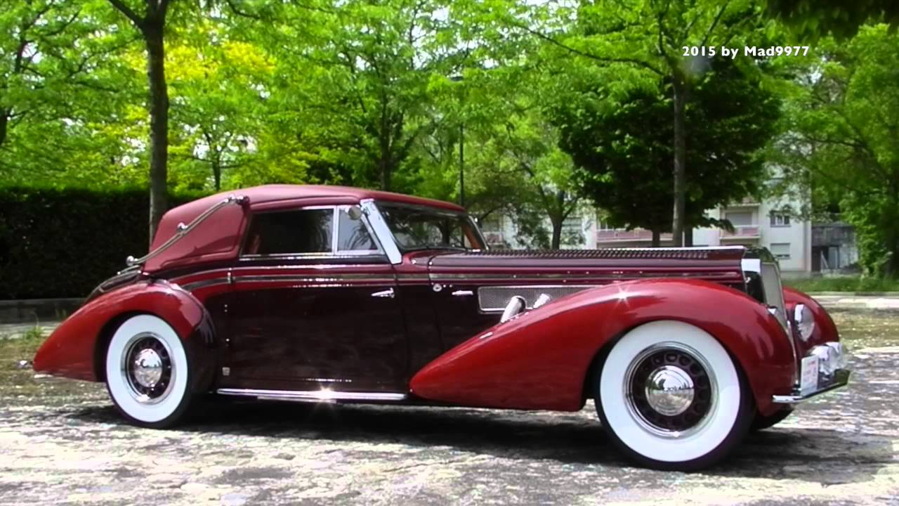 Delage 1939 D8-120 Cab...