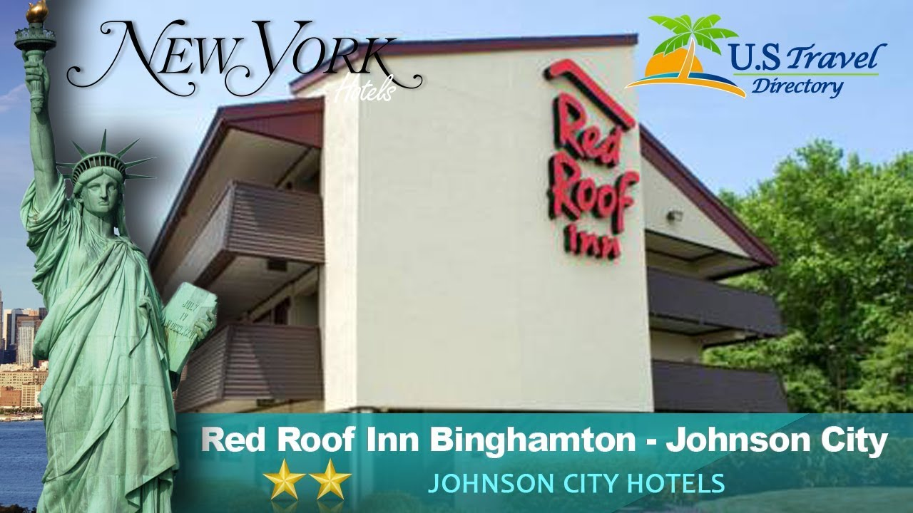 Red Roof Inn Binghamton Johnson City Hotels New York
