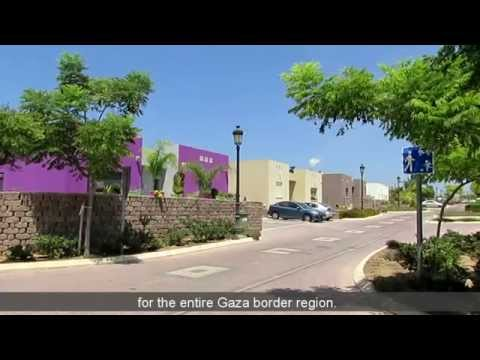 New Tourism Center Being Built in Kibbutz Zikim on Gaza Border