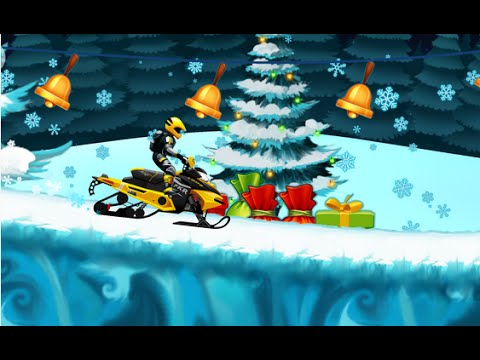 Motocross Kids - Winter Sports Android GAMEPLAY HD