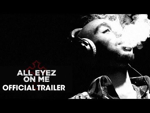 All Eyez On Me (2017 Movie) - Official Trailer - Based on Tupac Shakur on YouTube