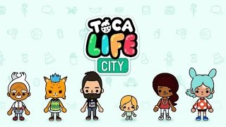 Toca Life: City Part 2 - Best iPad app demo for kids - Ellie