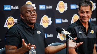 Magic Johnson airs Lakers dirty laundry and this will impact Lebron