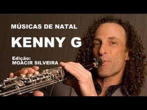 MÚSICAS DE NATAL com KENNY G (sax), edição MOACIR SILVEIRA