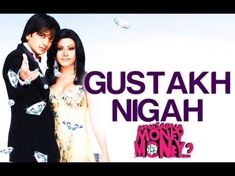 Gustakh Nigah - Apna Sapna Money Money | Koena Mitra & Riteish Deshmukh | Sukhwinder & Alisha Chinai
