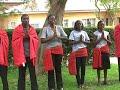Meru University Catholic Choir - Bwana Ni Nani Atakayekaa